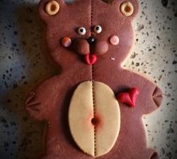 biscuit sablé décoré / cake pops_19