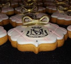 biscuit sablé décoré / cake pops_1