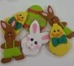 biscuit sablé décoré / cake pops_24