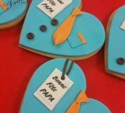 biscuit sablé décoré / cake pops_8