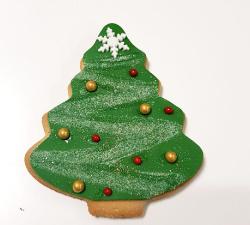 biscuit sablé décoré