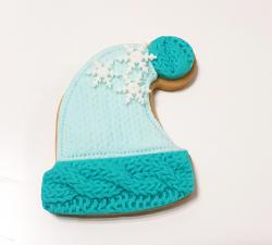 biscuit sablé bonnet bleue_1