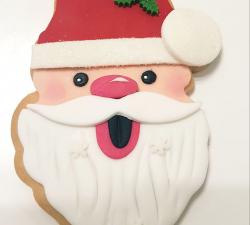 biscuit sablé père noel_1
